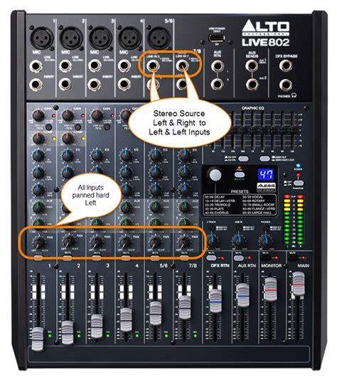 Mixer Alto Live 802 mixer bose pro portable pa encyclopedia faq wiki
