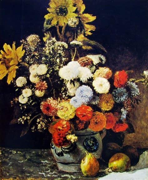 fiori vaso 7 bellissimi quadri impressionisti con i fiori fito
