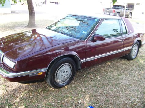 auto air conditioning service 1992 buick riviera security system buick riviera 1992 v6 automatic loaded maroon good leather sharp clean classic buick riviera