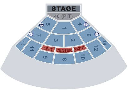 spac seating chart with numbers elton tickets 9 4 saratoga springs ny spac 5 a ebay