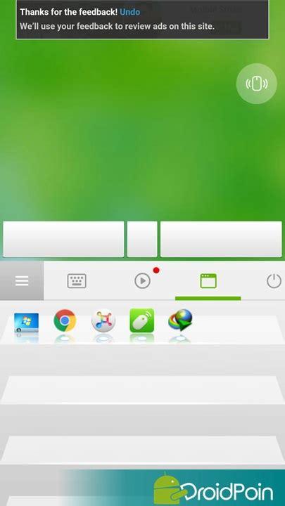 android mouse cara menjadikan smartphone android sebagai mouse droidpoin