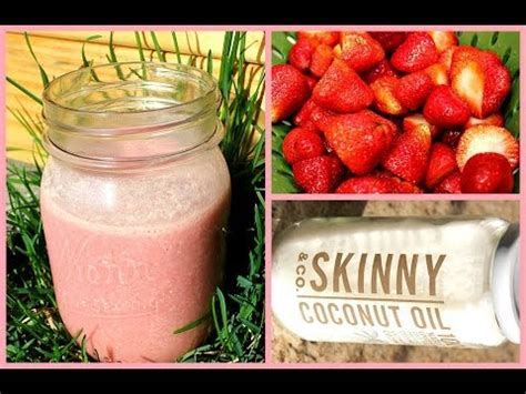 Detox Bentley Recipies by Healthy Smoothie Recipe Strawberry Oatmeal W