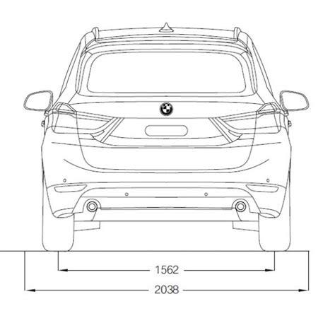 Bmw 2er Gran Tourer Test Adac by Bmw 2er Gran Tourer Abmessungen Auto Bild Idee