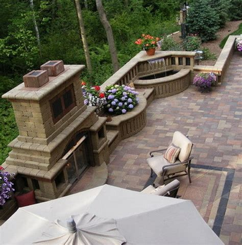 Patio Ideas For Backyard 61 Backyard Patio Ideas Pictures Of Patios Removeandreplace