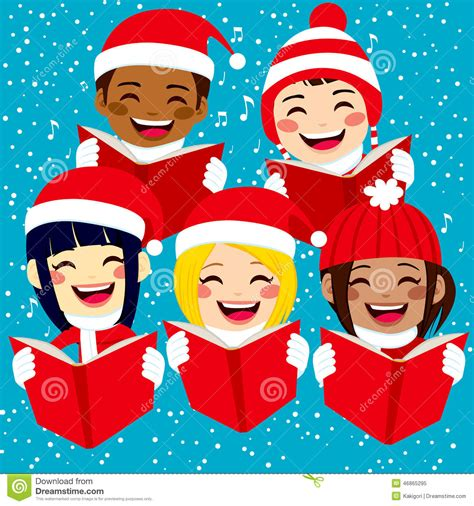 28 best singing christmas children singing carols