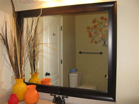frames for large bathroom mirrors large bathroom mirror frames house interior design ideas