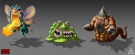 backyard characters backyard monsters characters by mr donkeygoat on deviantart