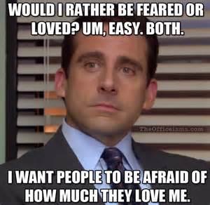 Office Birthday Meme The Office Isms Michael Memes