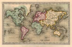 World Map Old by Old World Map Map Shows The Old Historical World
