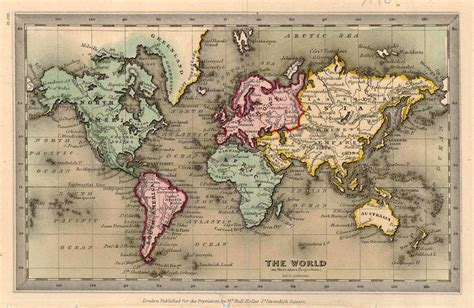 vintage world map image world map map shows the historical world