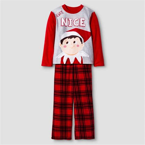 Shelf Pajamas by Boys On The Shelf Pajama Fleece Set