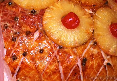 old fashioned ham with brown sugar and mustard glaze recipe dishmaps