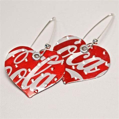 diy recycled earrings ideas recycled things