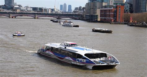 mbna thames clippers boosts services between putney and plans to boost air quality on the river thames published