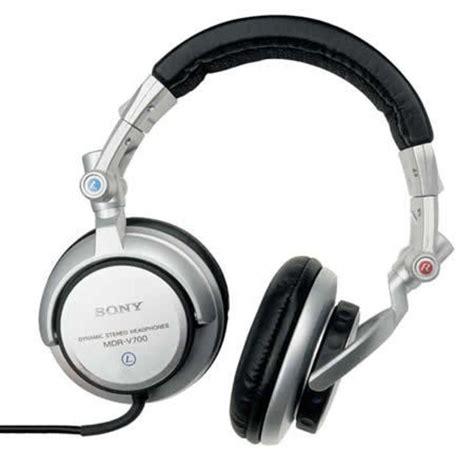 Headphone Dj Sony Sony Mdr V700dj Image 36742 Audiofanzine