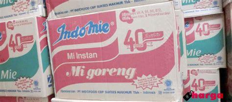 Indomie Rasa Special 1 Dus harga indomie mie instan 1 dus all varian rasa daftar harga tarif
