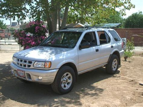how can i learn about cars 2002 isuzu trooper electronic toll collection purchase used 2002 isuzu rodeo ls 83 500 miles fly in and drive home anywhere fully serviced