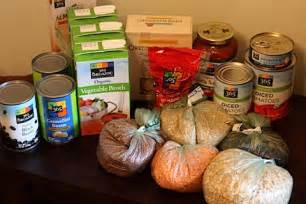 a healthy pantry with whole foods bird food