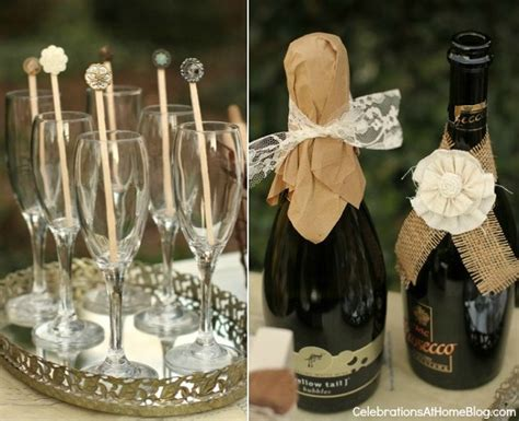 shabby chic bridal shower favors ideas for a shabby chic bridal shower celebrations at home