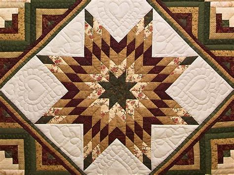 Lone Log Cabin Quilt Pattern by Lone Log Cabin Quilt Outstanding Well Made Amish