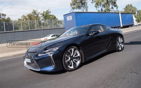 lexus in australia new lexus lc 500 spotted on the streets in australia