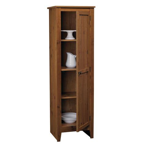 Pine Kitchen Pantry Cabinet Shelves And Shelving Kitchensource