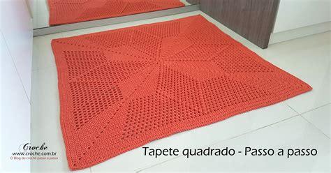 tapete quadrado para sala tapete em croche quadrado para sala zoom tapete quadrado croche com br