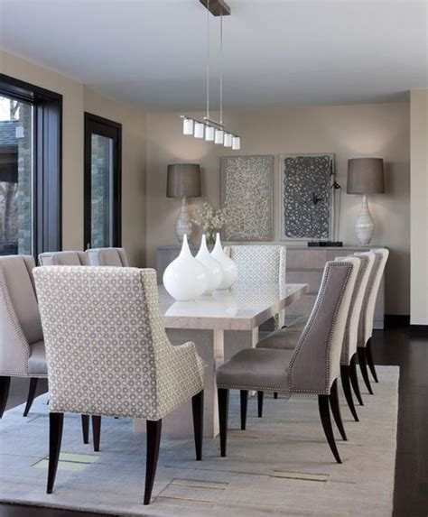 25 beautiful neutral dining room designs digsdigs