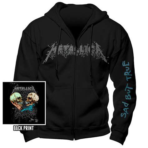 metallica hoodie metallica sad but true hoodie buy metallica sad but