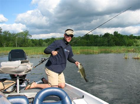used bass boats vermont vt catch release bass season tips new england boating