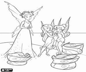 tinker bell coloring pages printable games 3