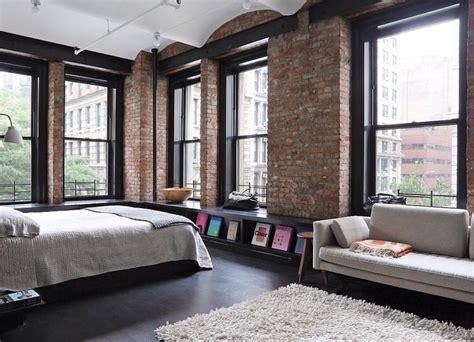 great jones loft  nyc interior design loft style
