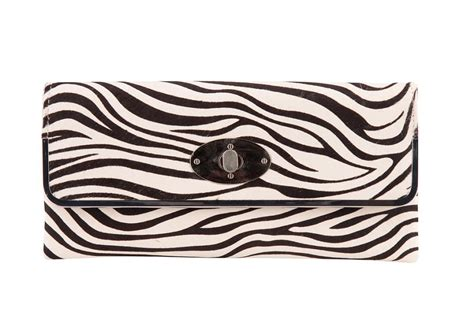 Animal Free Felix Jungle Leopard Print Clutch by Trend Report Animal Print Bags Stuff Co Nz