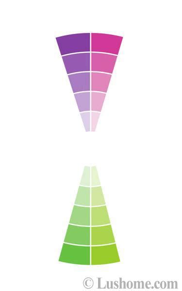 complementary and sophisticated pink green color schemes pink purple and green color schemes 20 modern interior