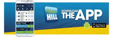 william hill mobile app william hill recensioni pareri e opinioni