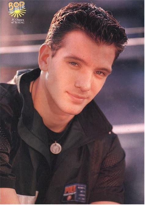 With Jc Chasez by Jc Chasez Back In The Day Boy Bands