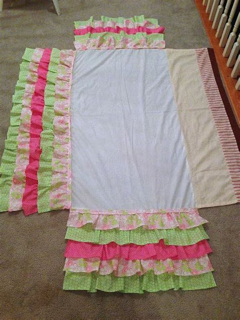 Crib Bed Skirt Tutorial 25 Best Ideas About Ruffle Skirt Tutorial On Skirt Tutorial Skirt