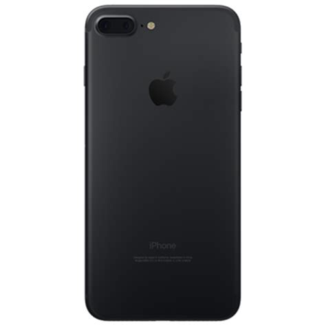 I Phone 7 New Black 32gb apple iphone 7 plus 32gb black kickmobiles 174