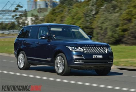 blue range rover vogue 2013 range rover vogue se sdv8 review video