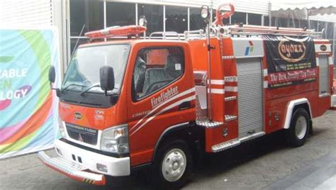 Buku Anak 10 Mobil Pemadam Terdahsyat mantap mobil pemadam kebakaran produksi ri go international okezone economy