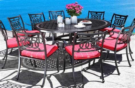 Patio Dining Sets Toronto Cabana Coast Outdoor Patio Furniture Sets By Actiwin Bishop S Centre Bishop S Outdoor Living
