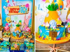 spongebob squarepants 2nd birthday