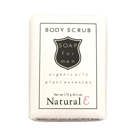 why a man would receive scrub soap as a gift e s scrub soap for is packed with exfoliating bamboo and walnut powders to