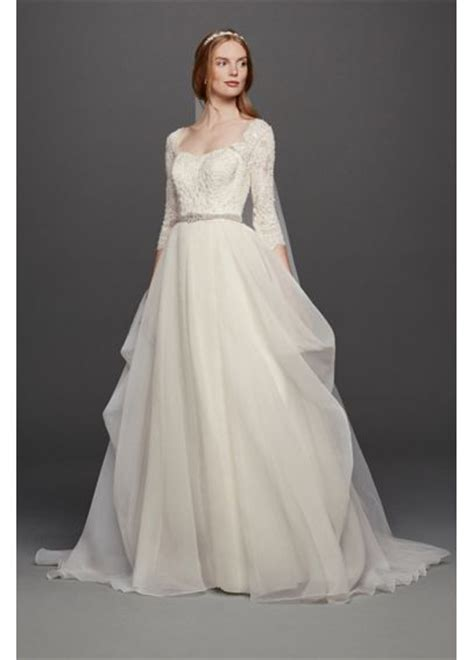 1000 ideas about sleeve wedding dresses on