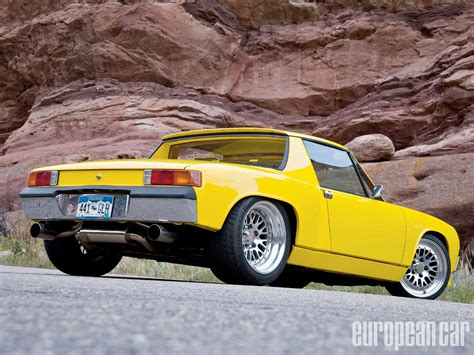Modified 1972 Porsche 914 Flaxen Flyer Photo Image Gallery
