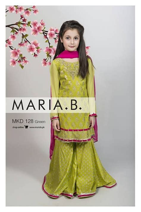 maria  stitched eid collection    girls