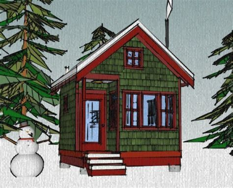 12x12 House Plans 12x12 Cabin Plans Free Diy Window Seat Plans