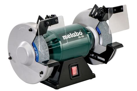 metabo ds 200 8 inch bench grinder ds 150 619150420 bench grinder metabo power tools