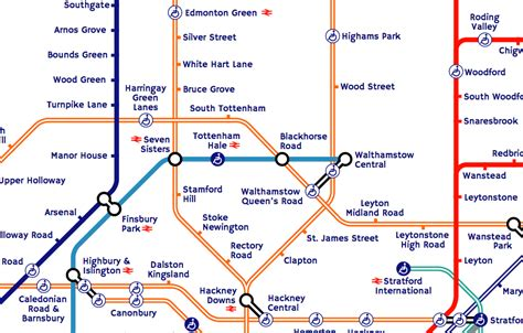 tube map 2015 northern line the tube map mapping london