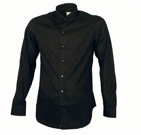 Black Shirt armani collezioni black sleeve shirt shirts from